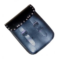 Black Studs Mini Sissy-Bar Bag