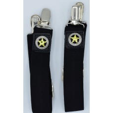 Sheriff Star Pant Clip