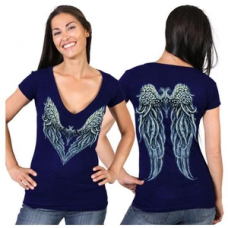 Angel Heart V Neck