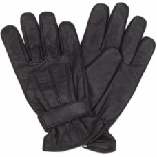 Lined Gloves with Wrist Strap