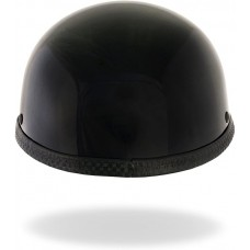 Gloss Black Easy-Rider Novelty Helmet