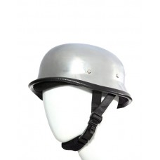 German Chrome Novelty Helmet