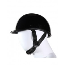 Gloss Black Polo Novelty Helmet