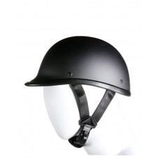 Matte Black Polo Novelty Helmet