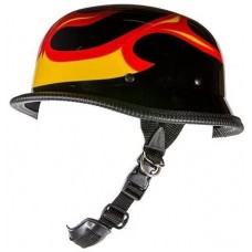 German Flames Novelty Helmet