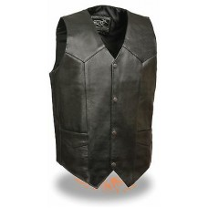 Event Leather Vest