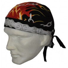 Chains & Flames Wrap