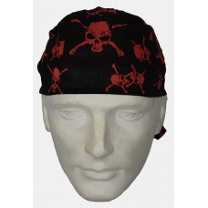 RedSkull & Cross Do Rag